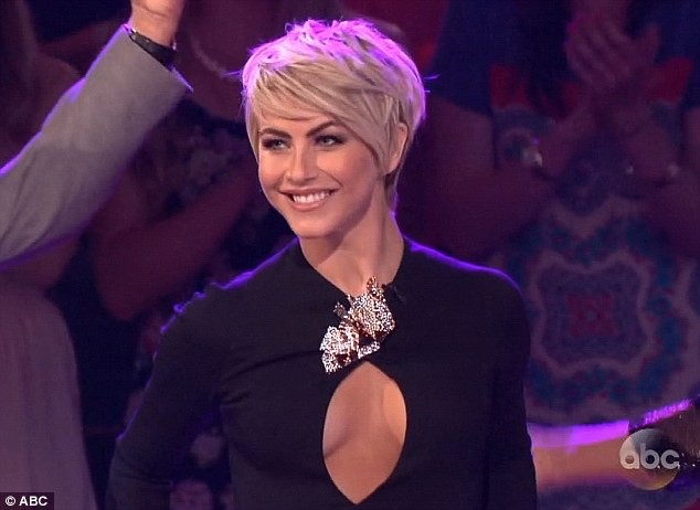 Julianne Hough Returns As Permanent Judge On 'Dancing With The Stars' | Julianne Hough