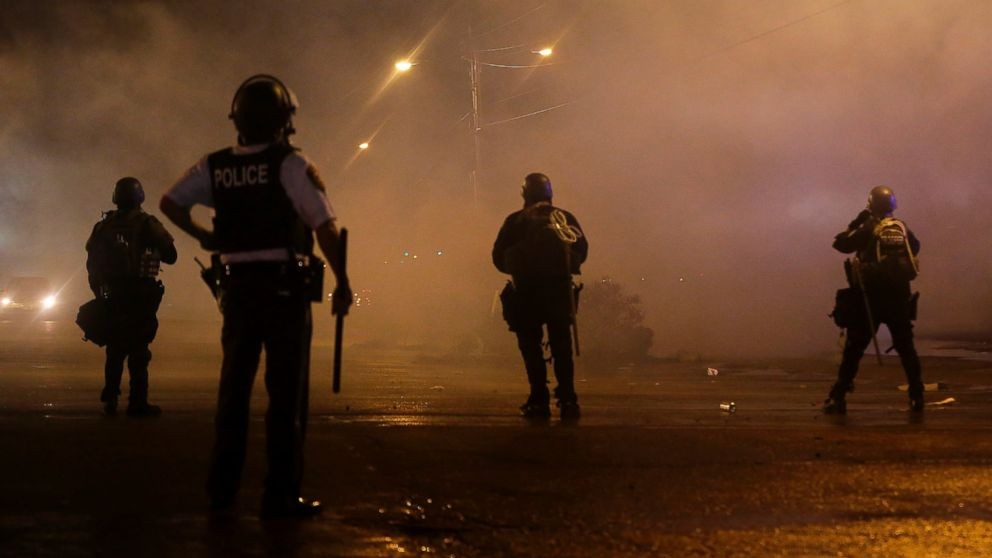 National Guard Dispatched To Ferguson To Control Violence | Ferguson