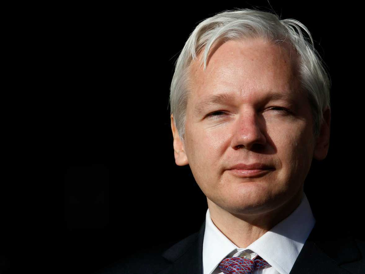 Wikileaks' Julian Assange Announces Departure From Ecuadorian Embassy | Julian Assange