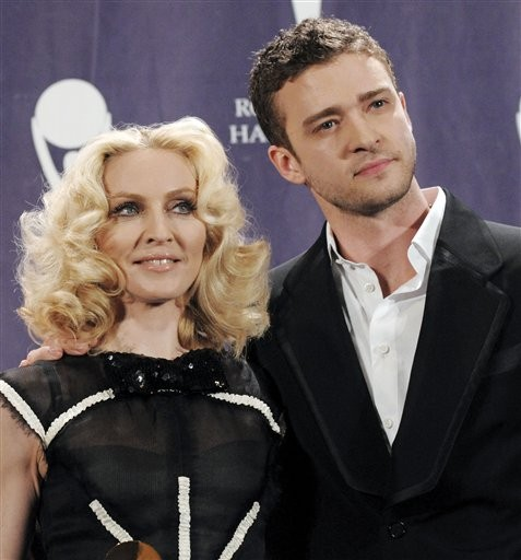 Justin Timberlake's Birthday Tweet To Madonna Offends Followers | Justin Timberlake