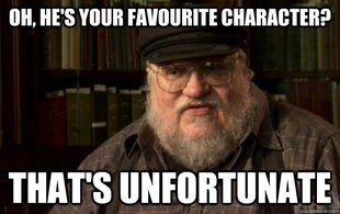 George R.R. Martin Hints At Major Deaths In 'The Winds Of Winter' | George R.R. Martin