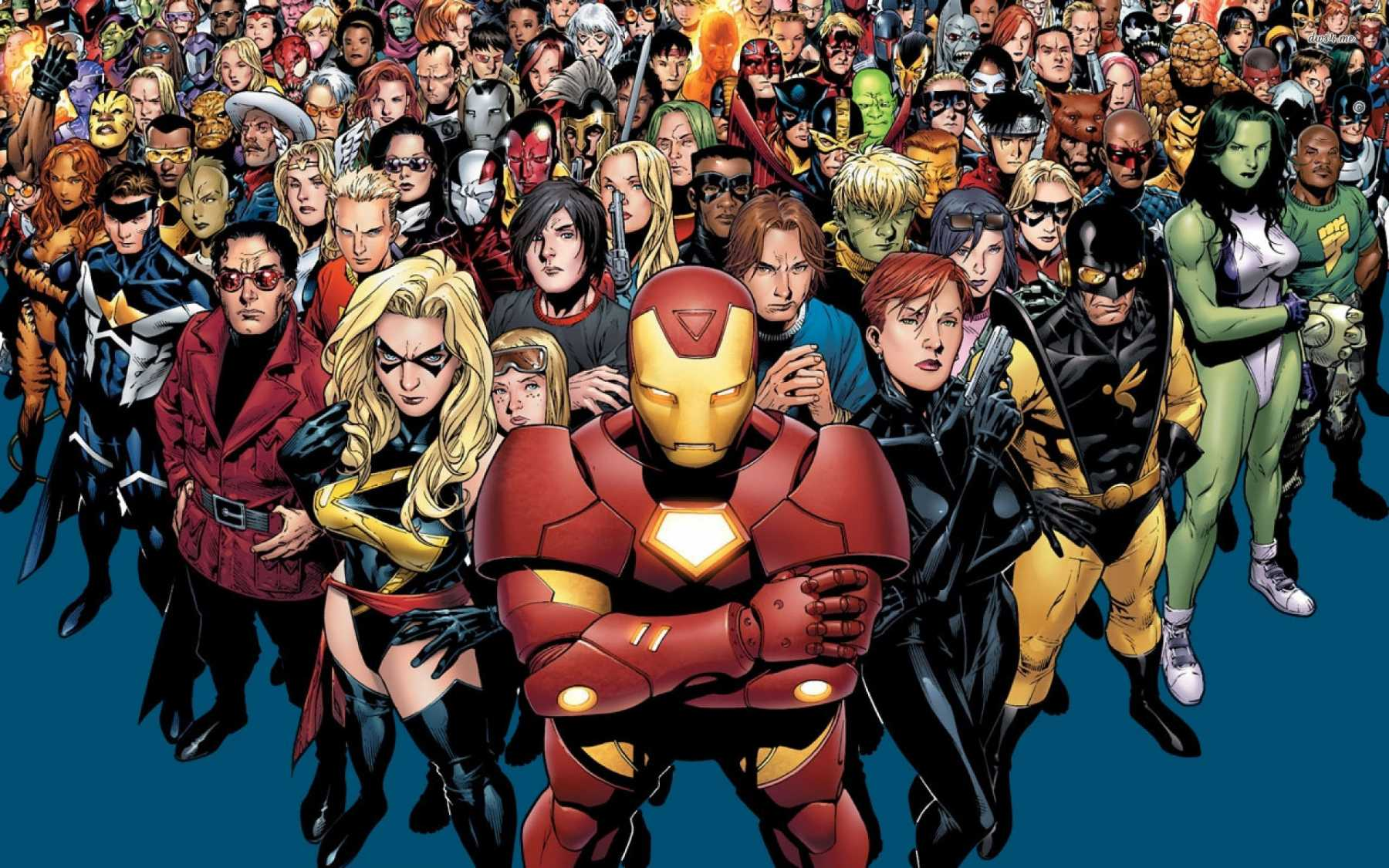 Find Out What City Or Country Your Favorite Marvel Superhero Calls Home | Marvel
