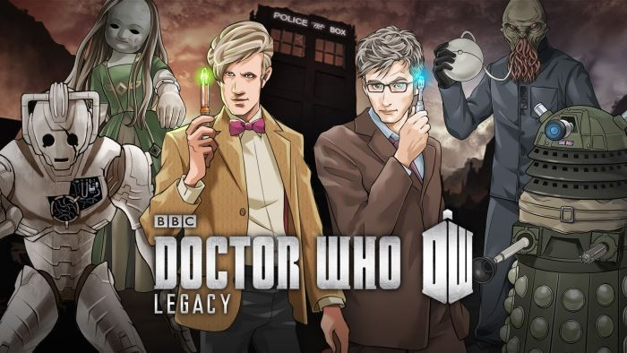 'Doctor Who Legacy' Will Be Updated With New Content For Series 8 | Doctor Who Legacy