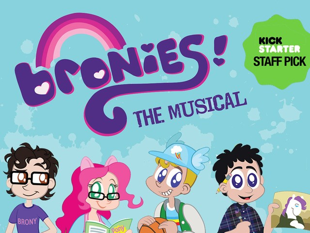 Oddbird Theatricals Launches Fundraising Campaign For 'Bronies! The Musical' | bronies