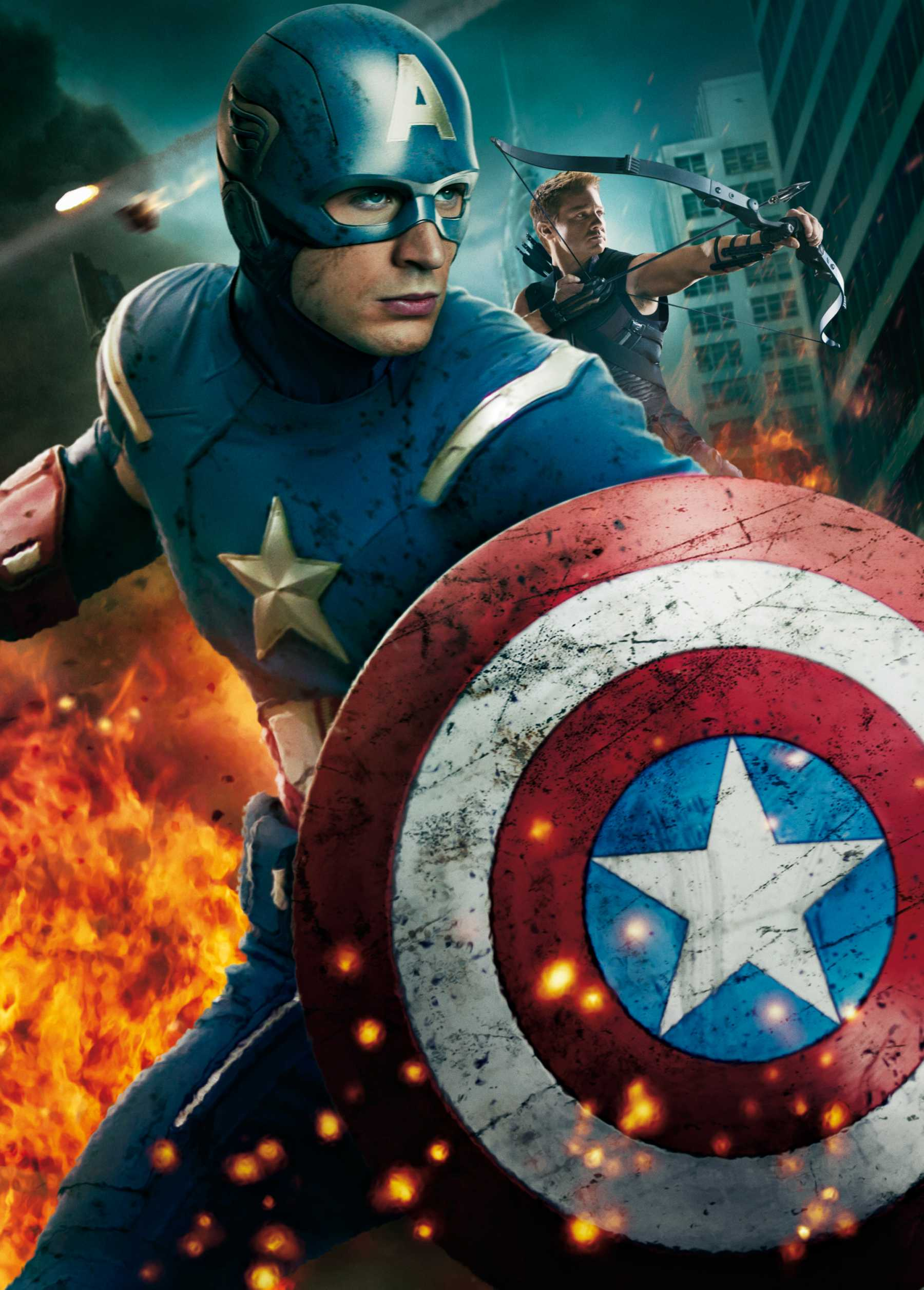 Let The Arrows Fly: 'Captain America 3' May Include Hawkeye | hawkeye