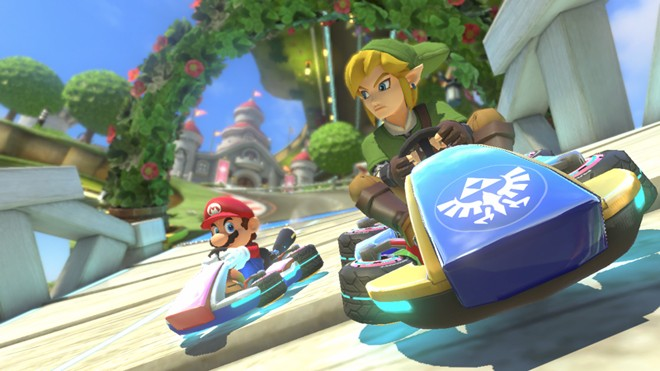 Legend Of Zelda, Animal Crossing, And More Coming To Mario Kart 8 As DLC | Mario Kart 8