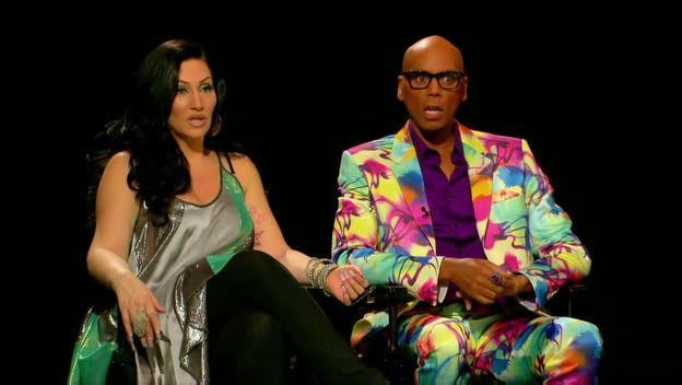 Listen To RuPaul And Michelle Visage Deliver The 'Tee'  | rupaul
