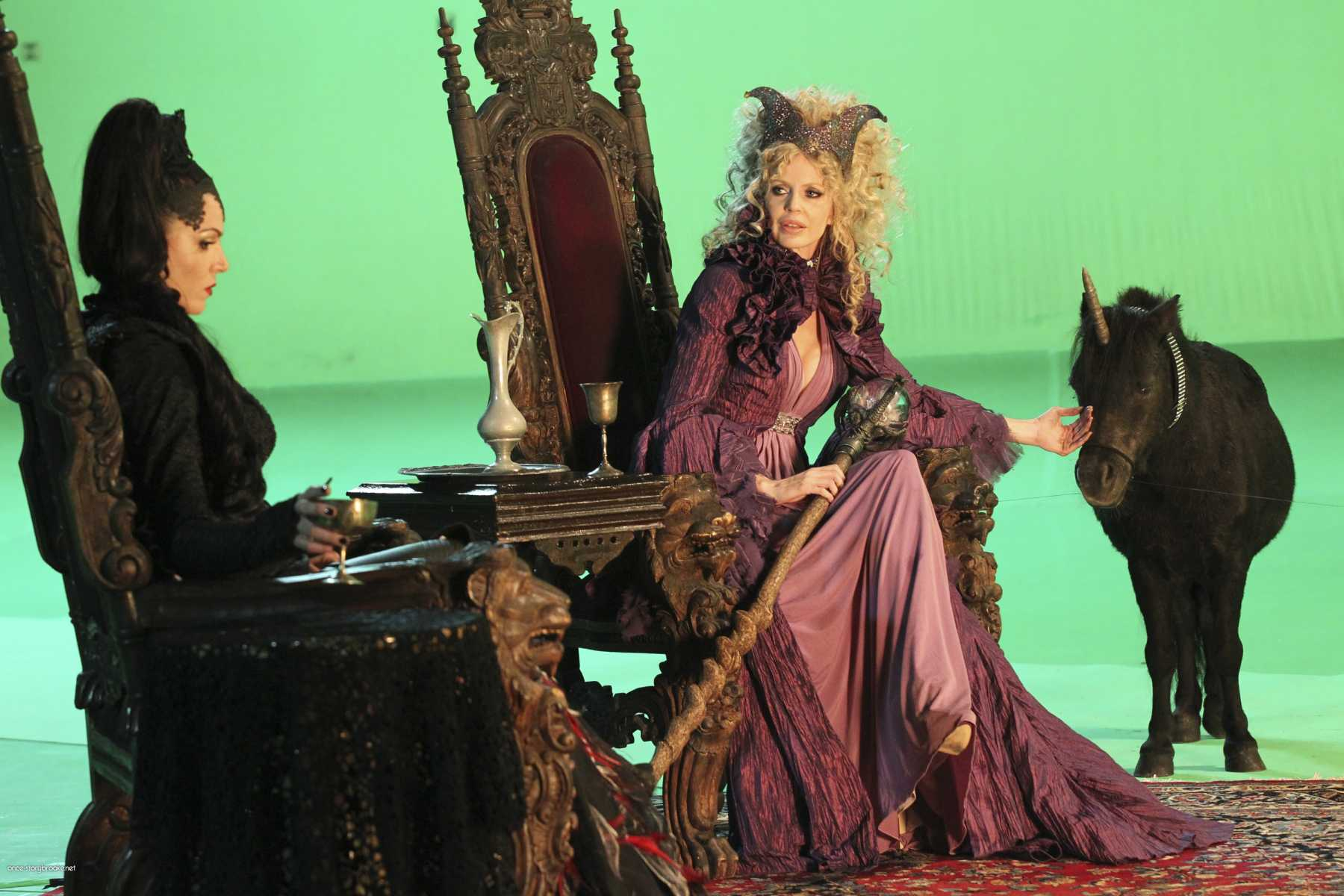 Dearest Maleficent Returns To 'Once Upon A Time' | Maleficent
