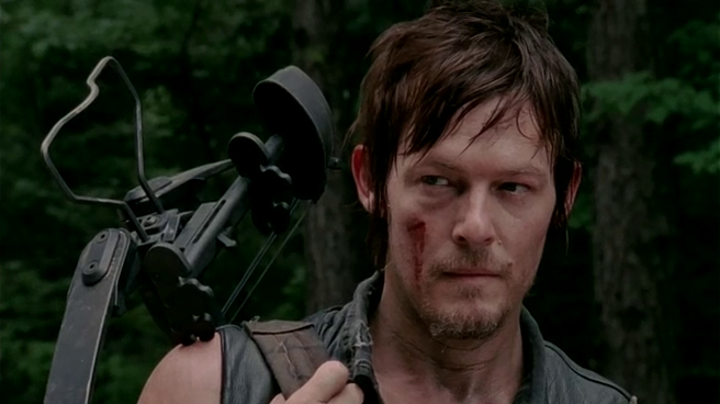 Daryl Dixon's Sexuality Not Addressed In 5th Season Of 'The Walking Dead' | daryl dixon