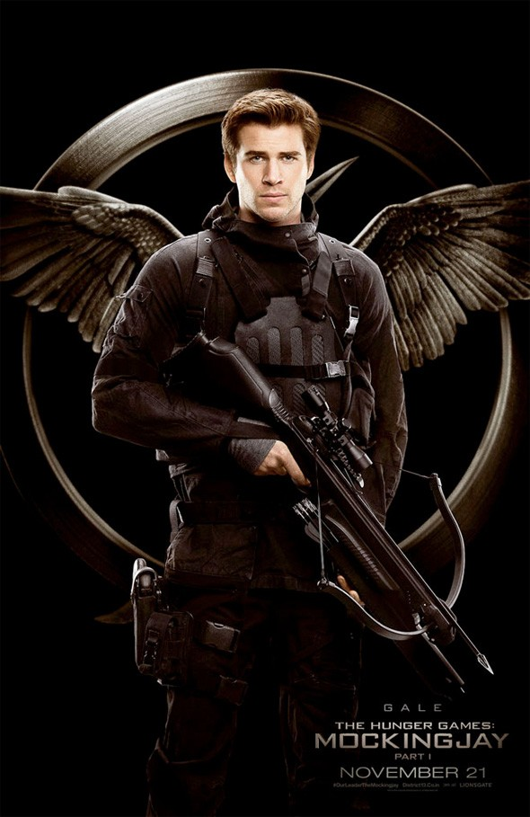 New 'Hunger Games: Mockingjay Part 1' Posters Show Warriors Ready For War | Mockingjay