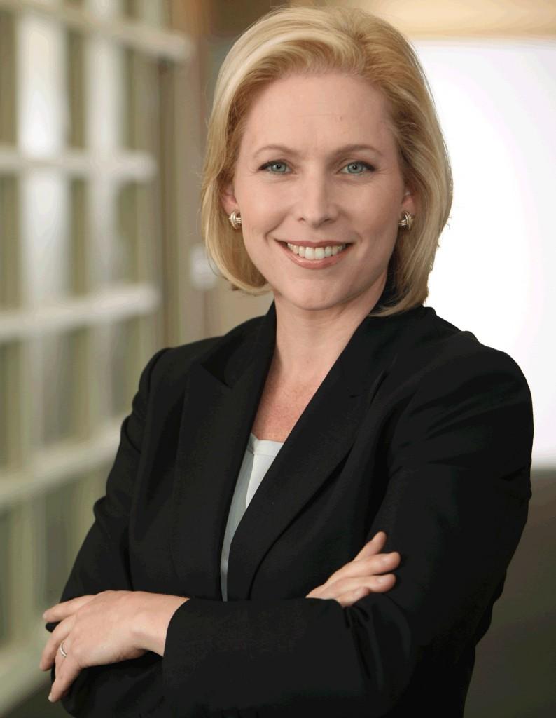 Senator Kirsten Gillibrand Addresses Sexism in New Book | Senator Kirsten Gillibrand