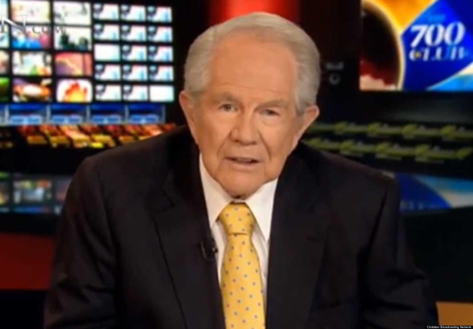 Pat Robertson Claims Teen Is Gay Because He Needs A Father Figure | Pat Robertson