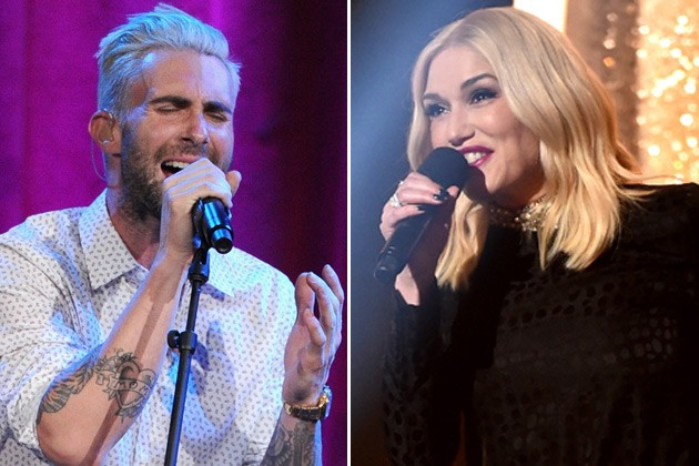 Maroon 5 Brings Gwen Stefani Back On Album Track,