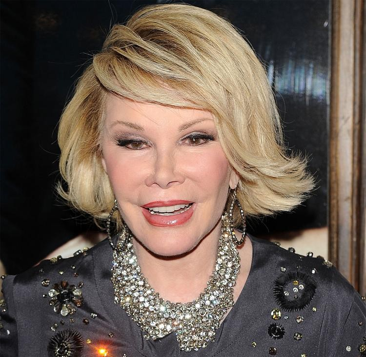 Joan Rivers Currently On Life Support In NYC Hospital | Joan Rivers