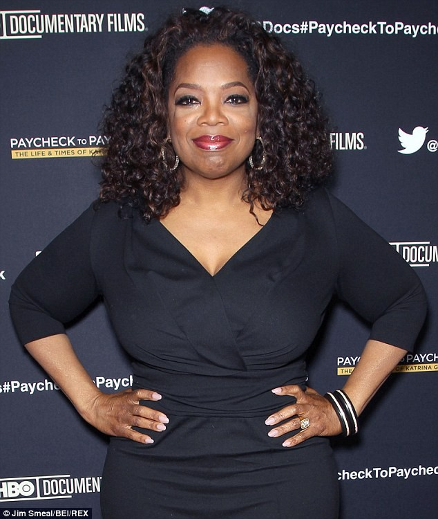 Oprah Nabs Role As Whorehouse Madam In Richard Pryor Biopic | Oprah
