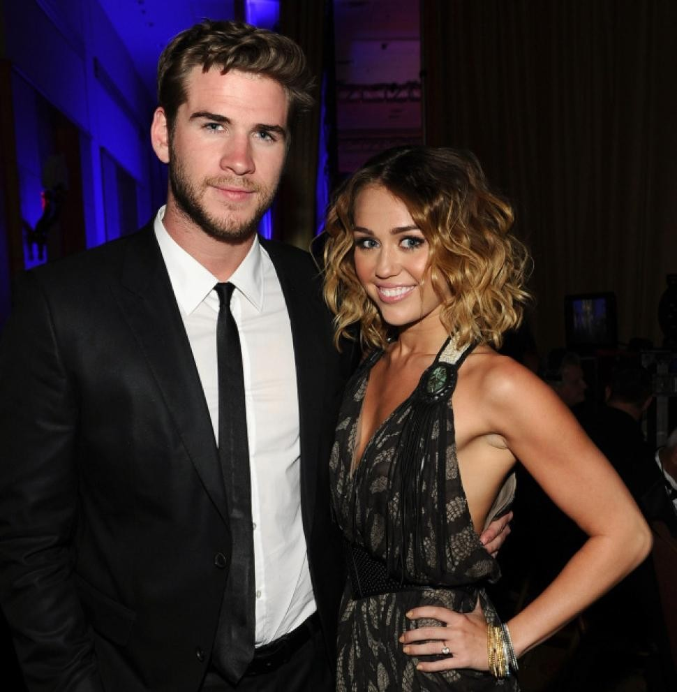 Miley Cyrus: No Love Lost With Ex-Fiance Liam Hemsworth | Miley Cyrus