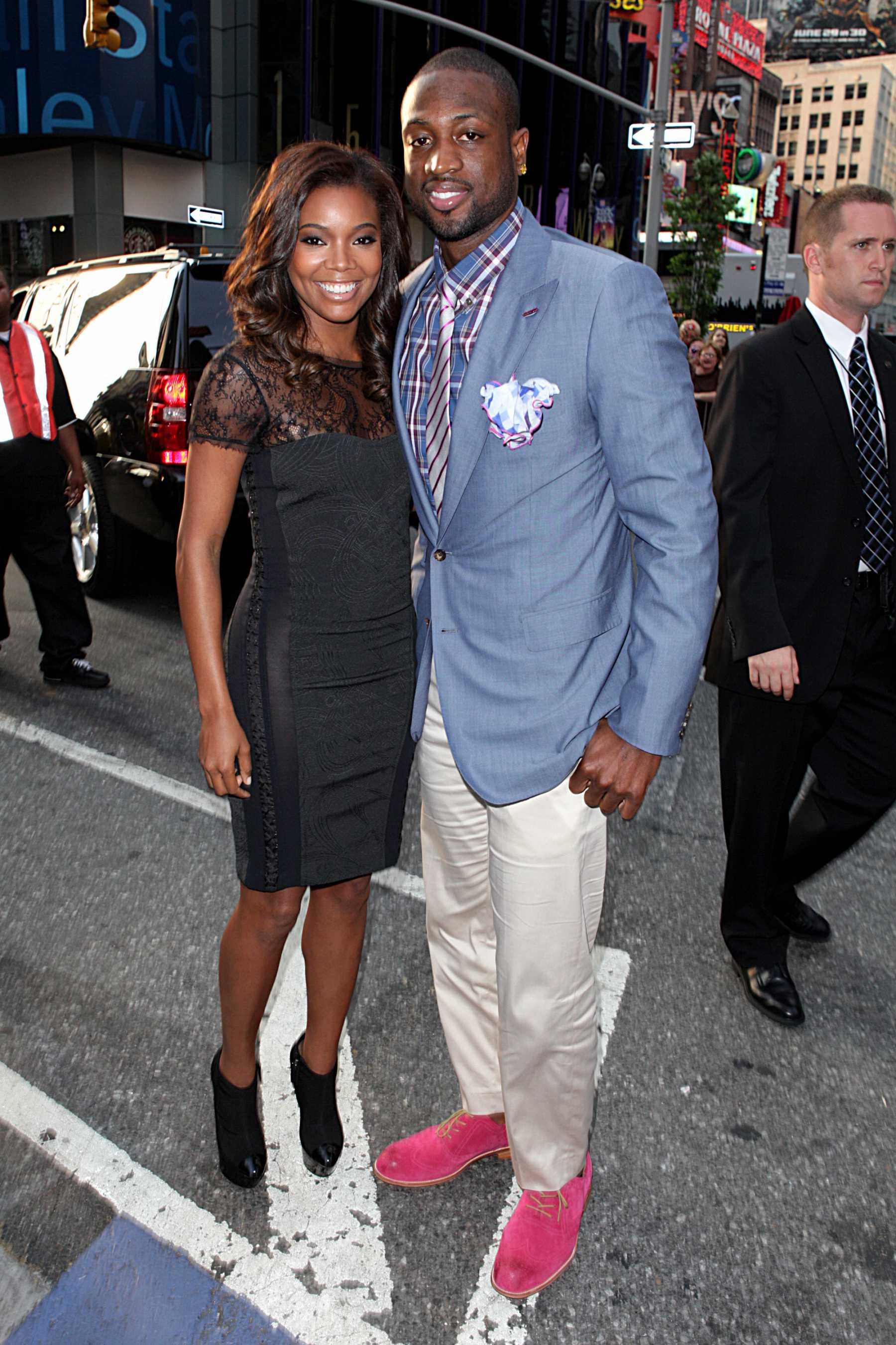 Dwyane Wade and Gabrielle Union Tie The Knot At Miami Estate | Gabrielle Union