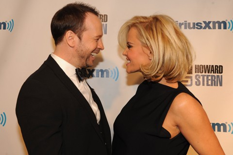 Donnie Wahlberg And Jenny McCarthy Tie The Knot | Donnie Wahlberg