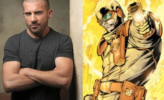 Prison Break's Dominic Purcell Joins The Cast Of 'The Flash' | Dominic Purcell