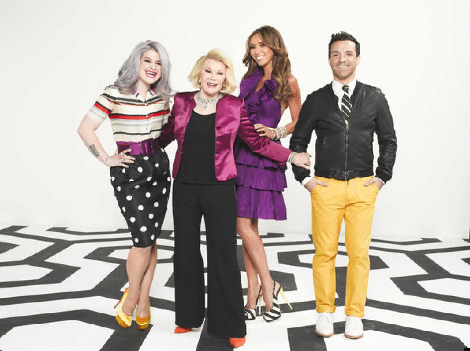 Joan Rivers' 'Fashion Police' Filming Cancelled Due To Hospitalization | Joan Rivers