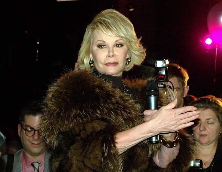Joan Rivers Moved From Intensive Care; Now Resting Comfortably In Private Room | Joan Rivers