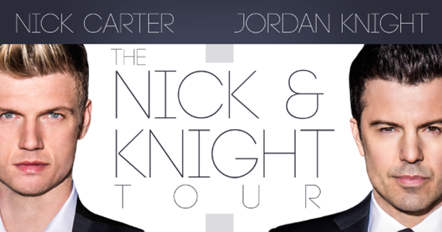 Nick Carter And Jordan Knight Share New Single On 'Good Morning America' | Nick Carter