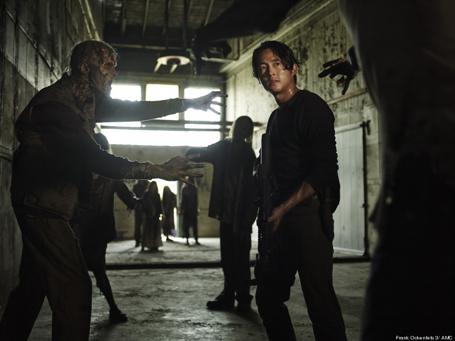 'Walking Dead' Image Depicts A Horrible Fate For A Main Character | walking dead
