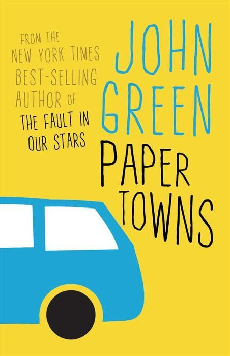 An Excited John Green Announces 'Paper Towns' Director | paper towns