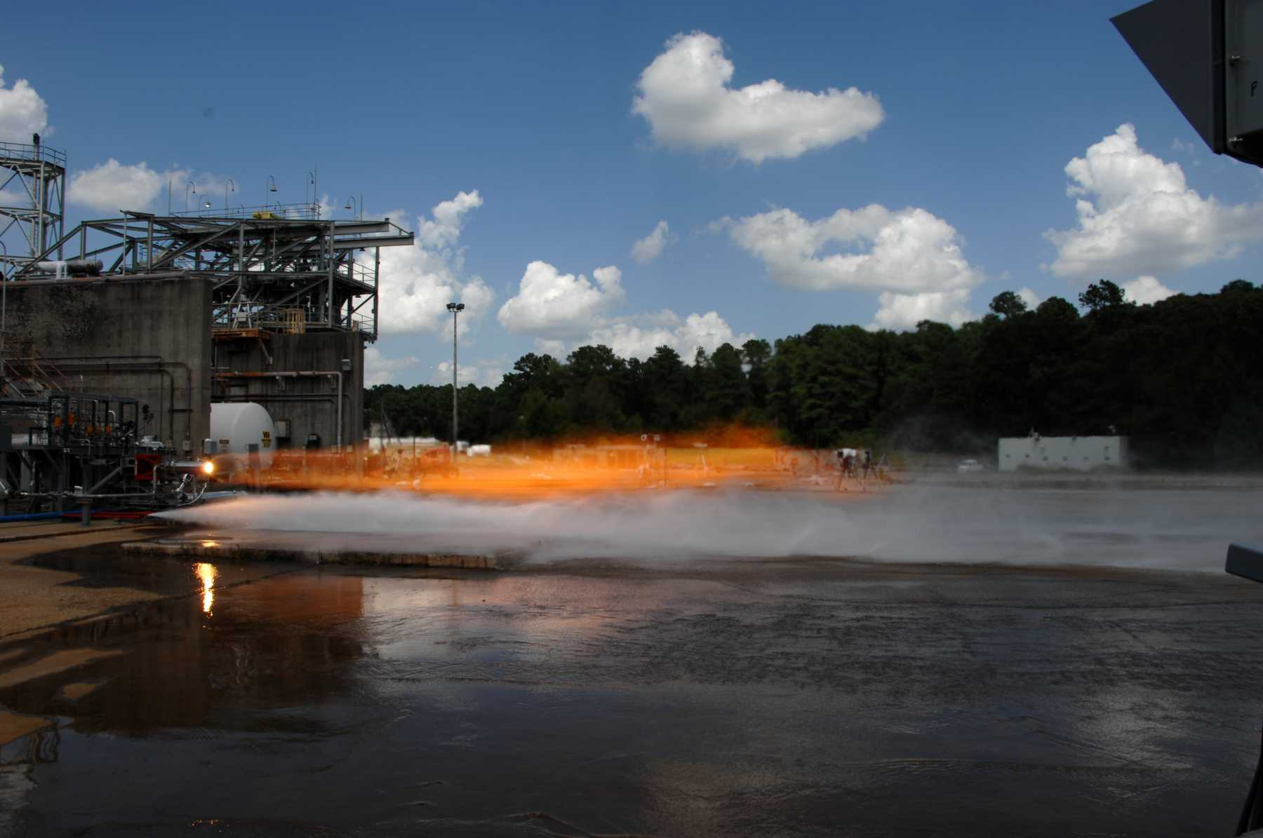 NASA Tests Newly Minted 3D-Printed Rocket Parts | nasa