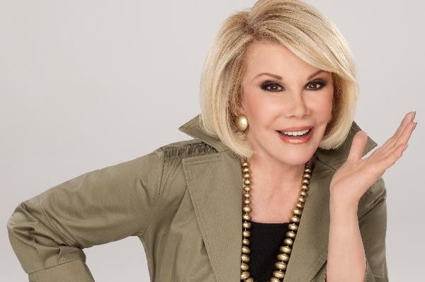 CLASSIC Joan Rivers: Find Out What She Wanted At Her Funeral In Her Latest Book | Joan Rivers