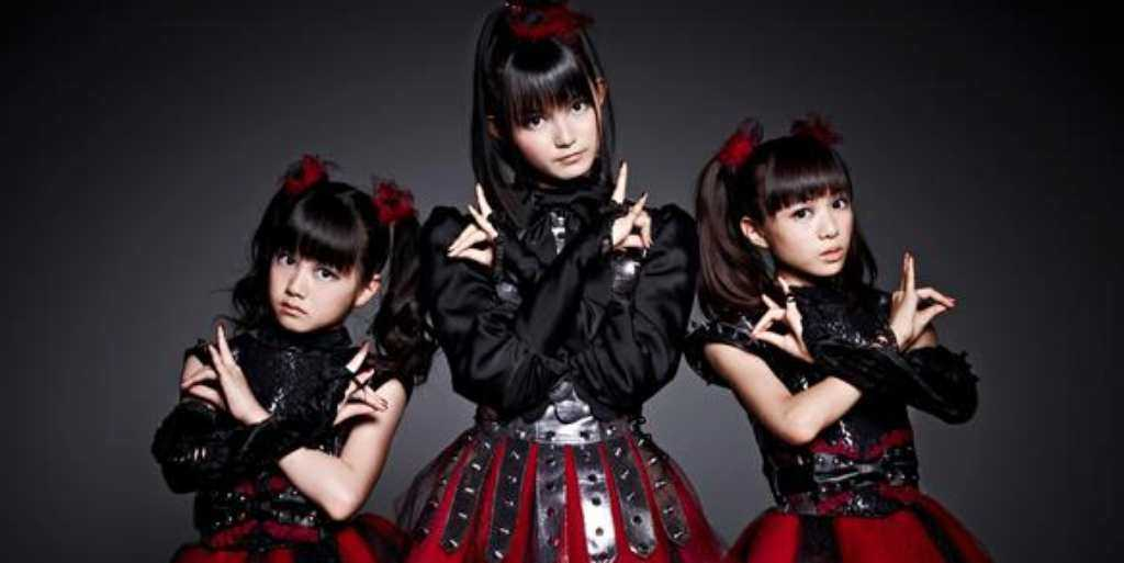Babymetal Is Here And It's Adorably Heavy | Babymetal