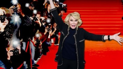 Joan Rivers' Funeral Will Include A Red Carpet | Joan Rivers