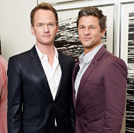 What Breakup Rumors? David Burtka And Neil Patrick Harris Marry In Italy | Neil Patrick Harris