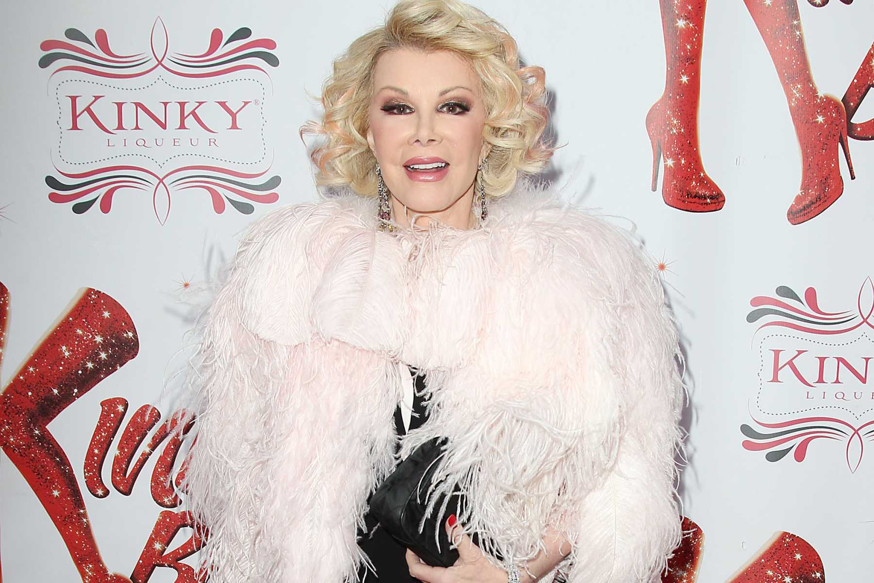 Broadway Theaters WILL Honor Joan Rivers Tonight With Light Dimming  | Joan Rivers