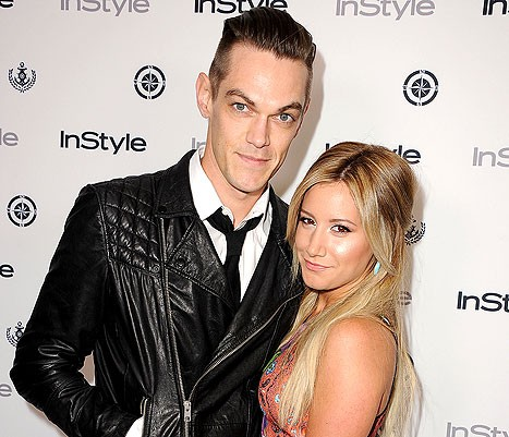 Ashley Tisdale Marries Musician Christopher French | Ashley Tisdale