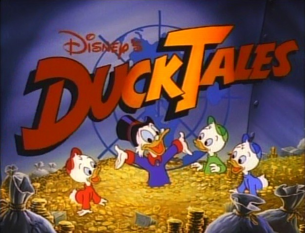 Nostalgia Corner - DuckTales Remade With Real Ducks! | DuckTales