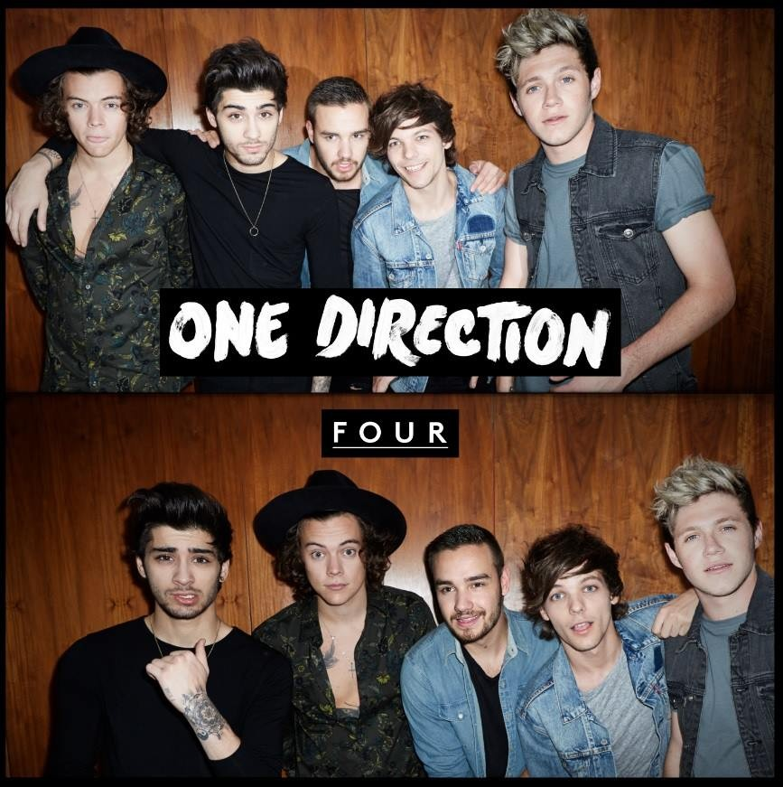 One Direction Announces New Album,