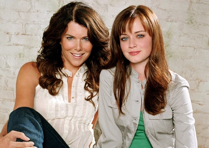 All Seven Seasons Of 'Gilmore Girls' Is Coming To Netflix This Fall | Gilmore Girls