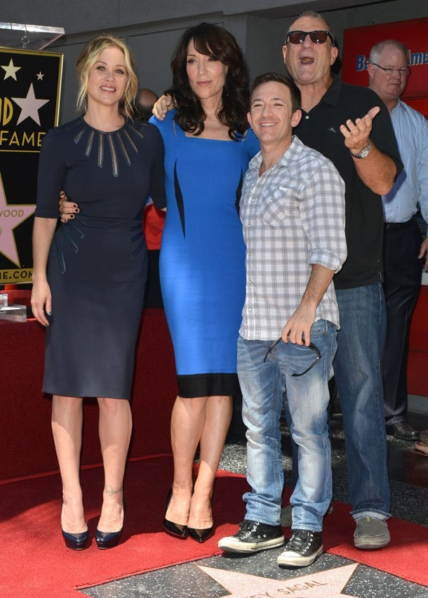 Katey Sagal Reunites With Married...With Children Co-Stars  | Married...With Children