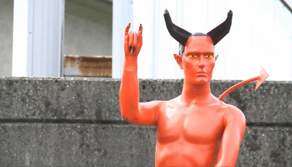 Vancouver Goes To Hell With Naked Satan Prank | Devil