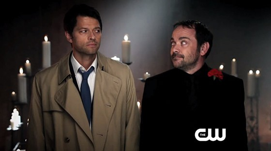 Supernatural's 200th Episode Will Not Feature Crowley and Castiel | castiel