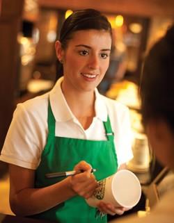 Parody Video Explains Why Starbucks Baristas Always Spell Your Name Wrong | Starbucks