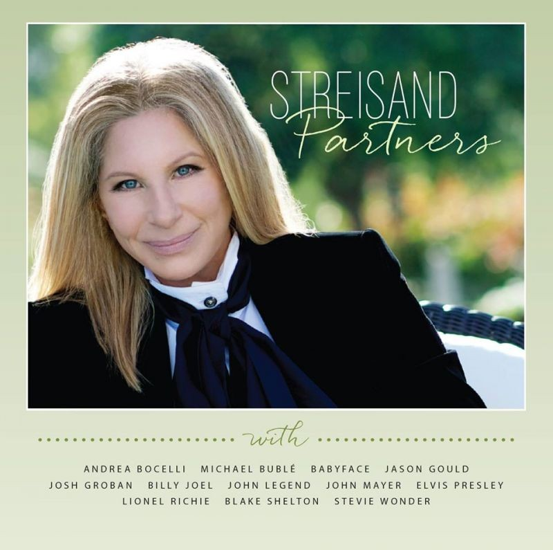 Barbra Streisand Teams Up With John Legend On New Album,