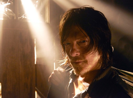 Shot Through The Heart, And Daryl Dixon Is To Blame In New Walking Dead Poster | Daryl Dixon