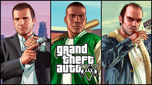 'Grand Theft Auto V' Multi-Platform Release Dates Revealed | Grand Theft Auto V