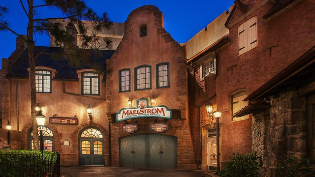Back Over The Falls: Frozen Replacing Maelstrom At Epcot | Frozen