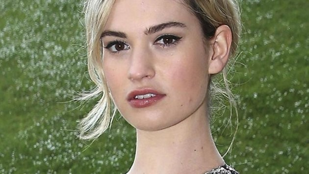 Downton Abbey's Lily James To Star In BBC One's 'War And Peace' | Lily James