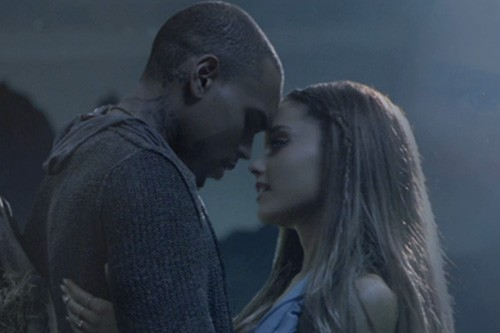 Chris Brown And Ariana Grande Are Locked In A Medieval Romance In 'Don't Be Gone Too Long' Music Video | Chris Brown
