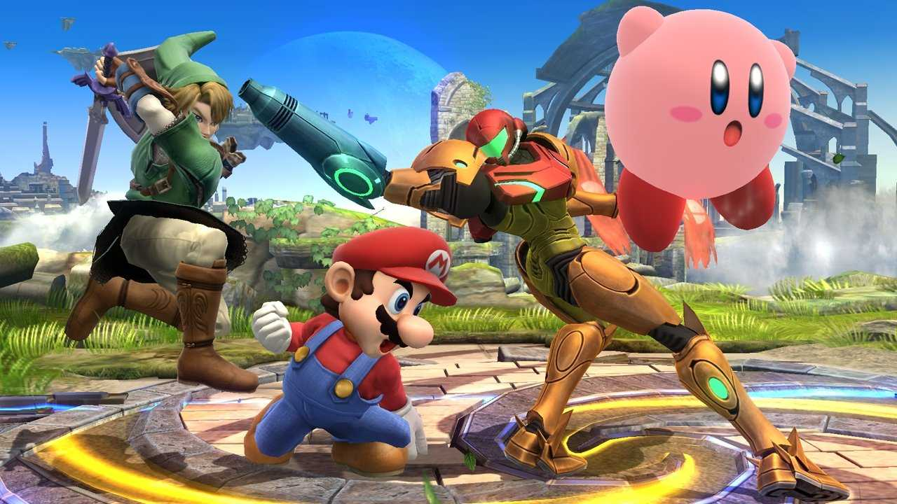 Smash Bros 3DS Demo Out Today....For Some | Smash Bros