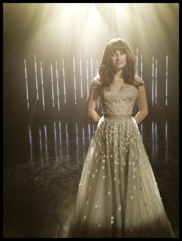 Lea Michele Confirms 'Frozen' Cover For 'Glee' Season 6 | Lea Michele